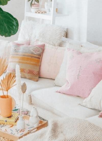 Bohemian Living Room Ideas On A Budget